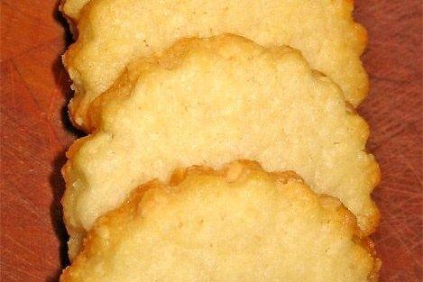 Receta de galletas sin huevo fáciles