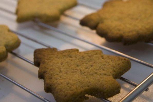 Receta de galletas sin huevo