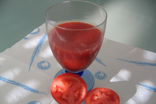 Receta de gazpacho español