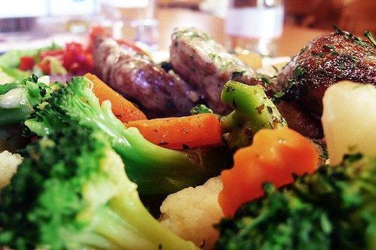 Receta de guarnición de verduras salteadas