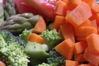 Receta de guarnición de verduras
