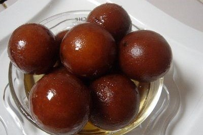 Receta de gulab jamun