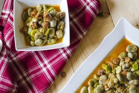 Cocinar Habas Frescas | Habas Frescas Guisadas Receta