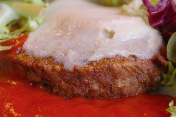 Receta de hamburguesa de trigo