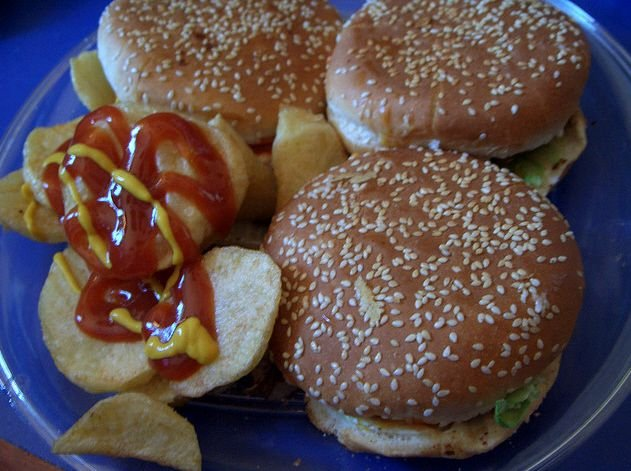 Receta de hamburguesa especial by chef alex