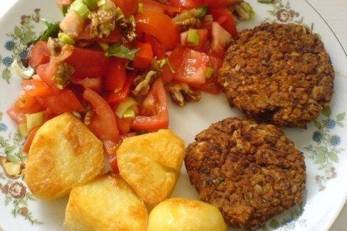 Receta de hamburguesas caseras con carne picada