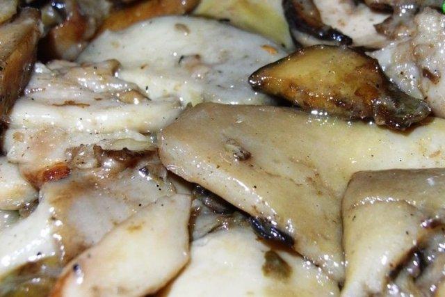 Receta de hongos salteados
