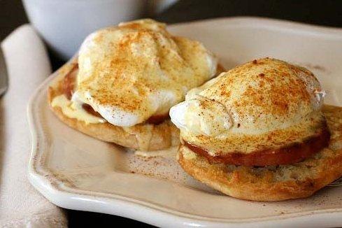 Receta de huevos benedictinos