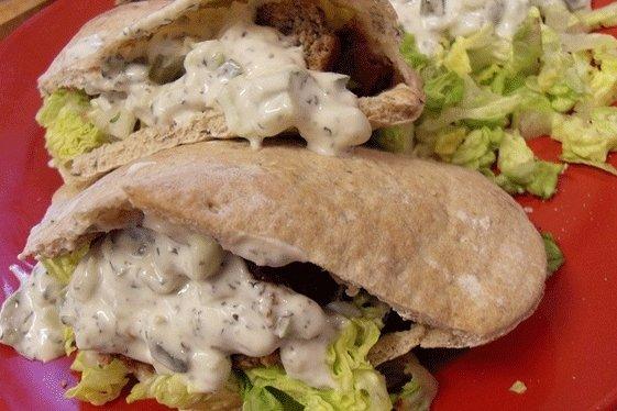 Receta de kebab