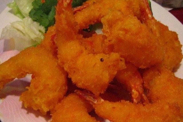 Receta de langostinos fritos