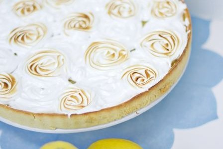 Receta de lemon merengue pie