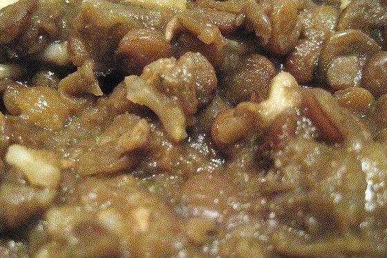 Lentejas encebolladas receta for Cocinar lentejas de bote