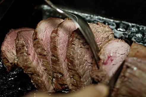 Receta de lomo de ternera al horno