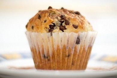 Receta de los muffins