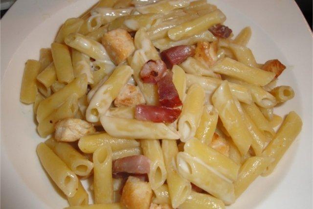 Receta de macarrones con queso