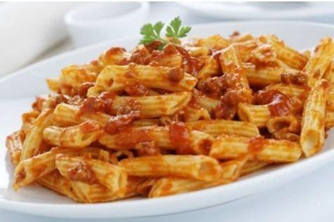 Receta de macarrones con tomate