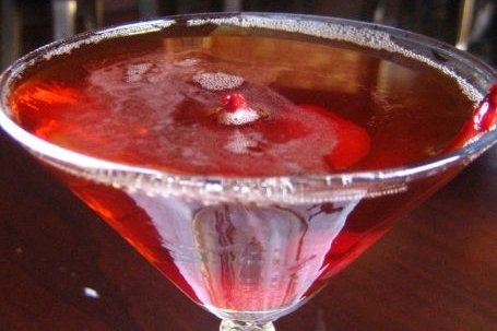 Receta de manhattan