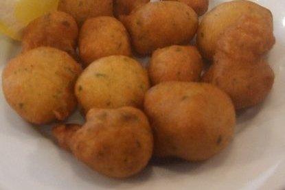 Receta de masa para buñuelos