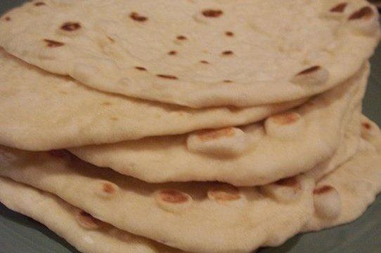 Receta de masa para burritos