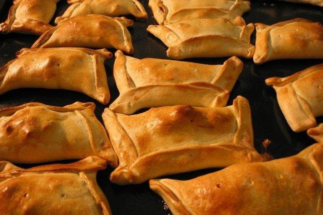 Receta de masa para empanadas chilenas