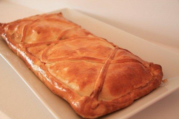 Receta de masa para empanadas
