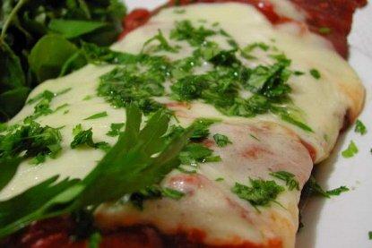Receta de matambrito tiernizado a la pizza