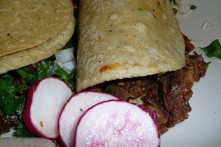 Receta de mexican tacos