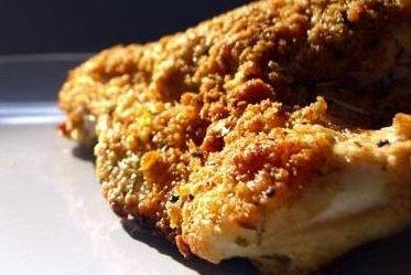 Receta de milanesa de pollo