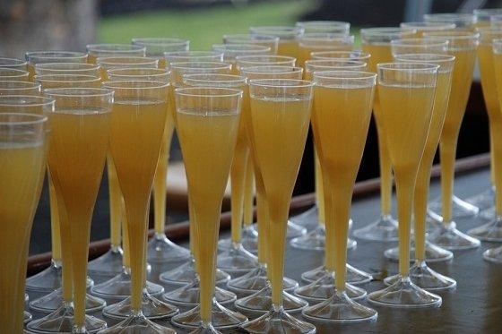 Receta de mimosa cóctel
