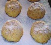 Receta de miottini, dulces típicos de venecia