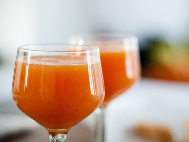 Receta de naranjada