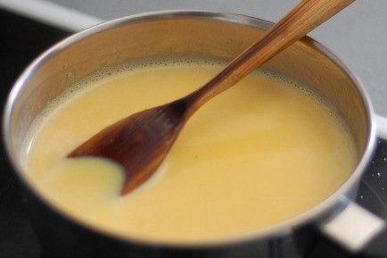 Receta de natillas sin huevo