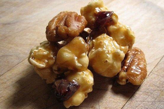 Receta de nueces caramelizadas