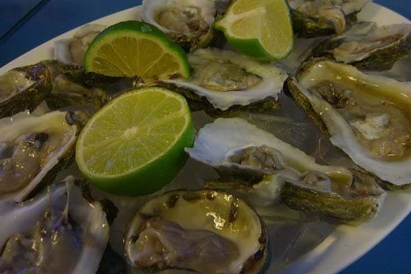 Receta de ostras