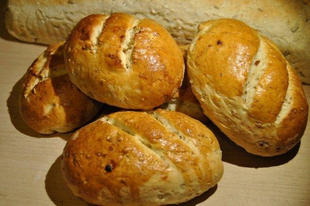 Receta de pan artesanal