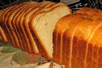 Receta de pan bimbo casero