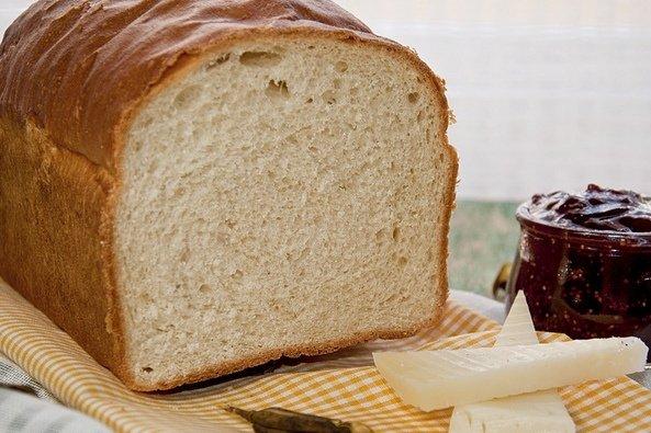 Receta de pan bimbo