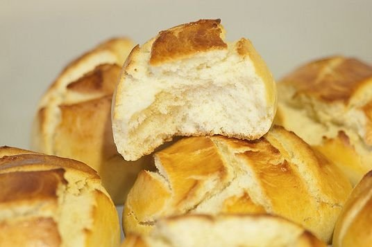 Receta de pan de huevo