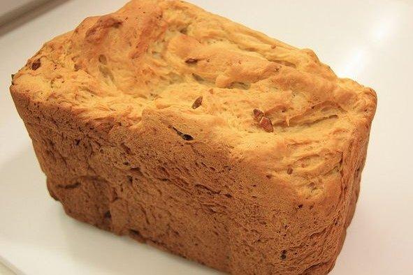 Receta de pan de salvado