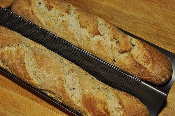 Receta de pan francés
