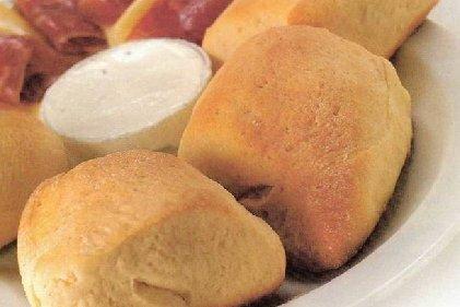 Receta de pancitos de manteca saborizados