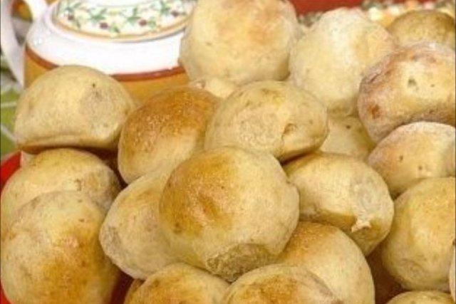 Receta de panes saborizados