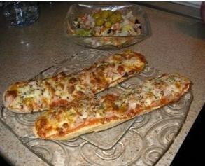 Receta de paninis caseros de pavo y queso