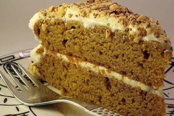 Receta de pastel de almendras