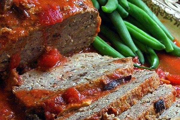 Receta de pastel de carne molida