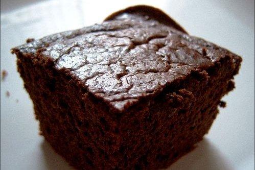 Receta de pastel de chocolate (sin azúcar)