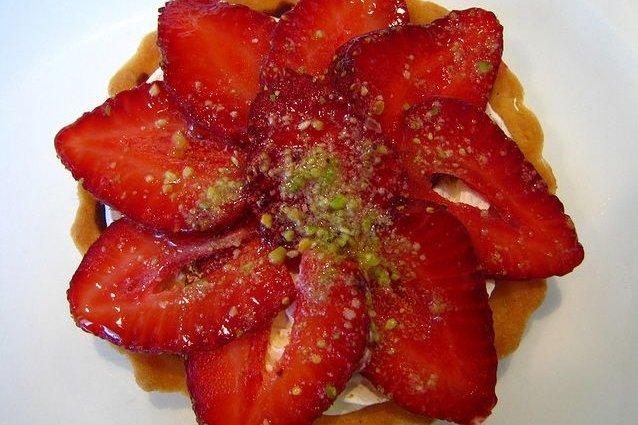 Receta de pastel de mostachón