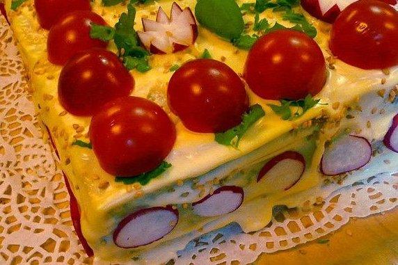 Receta de pastel de pan bimbo