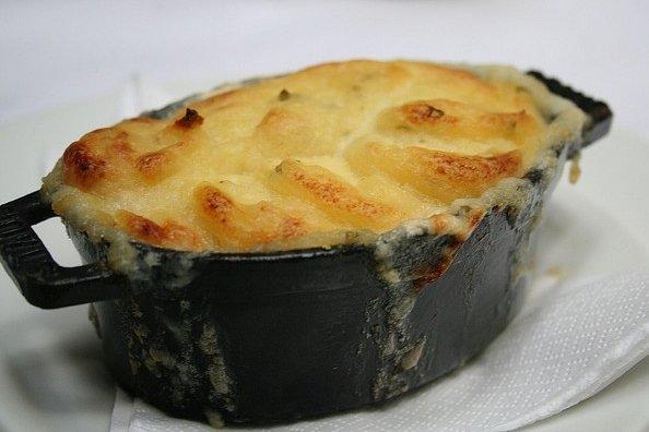 Receta de pastel de pescado en microondas