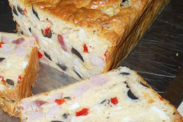 Receta de pastel de queso feta y seitán